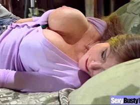 Sex Tape With Horny Sexy Naughty Busty Wife clip-08