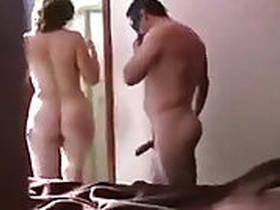 Blundel Step Mom Cam Model Showing Body NakedCamWomenDotcom
