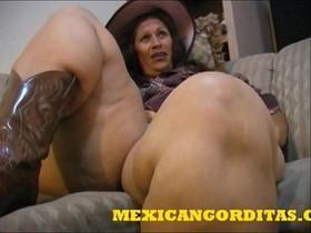 MEXICANGORDITAS.COM ANOTHER FINE MEXICAN CREAMPIE